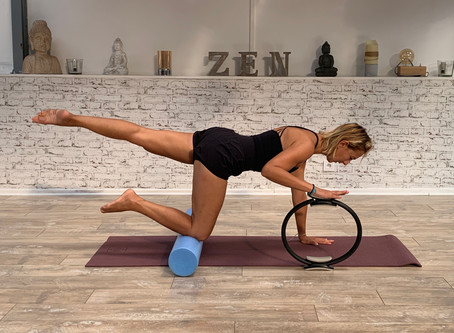 Atelier Pilates avec Edwige