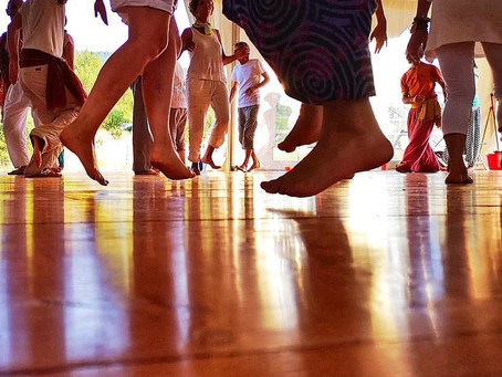 Atelier Shakti Dance avec Karambir Kaur