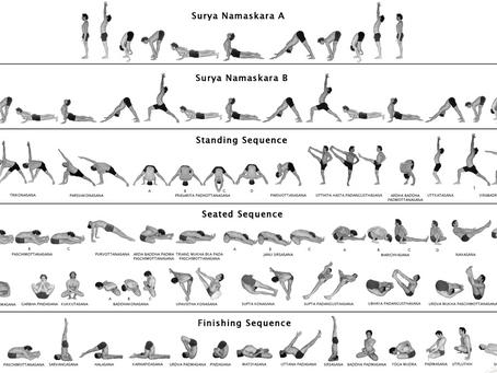 Atelier Yoga Ashtanga avec Corinne