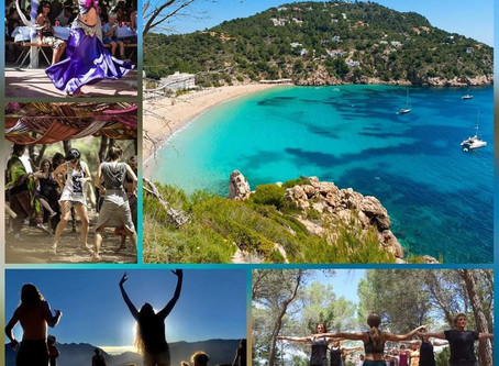 "Retraite Yoga ""Holidays Free Ibiza"""