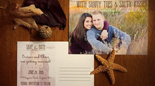 Save the Dates | Britani and Chris