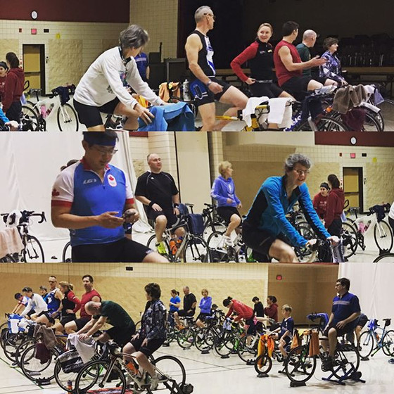 Indoor Cycling Starting October 26th