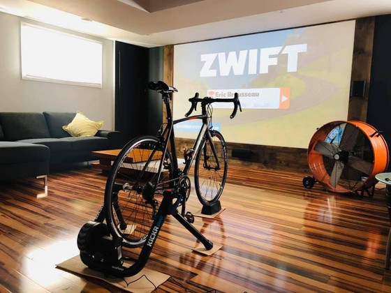 Feb 1, 2021  - Saturday Zwift  Rides - 8 am