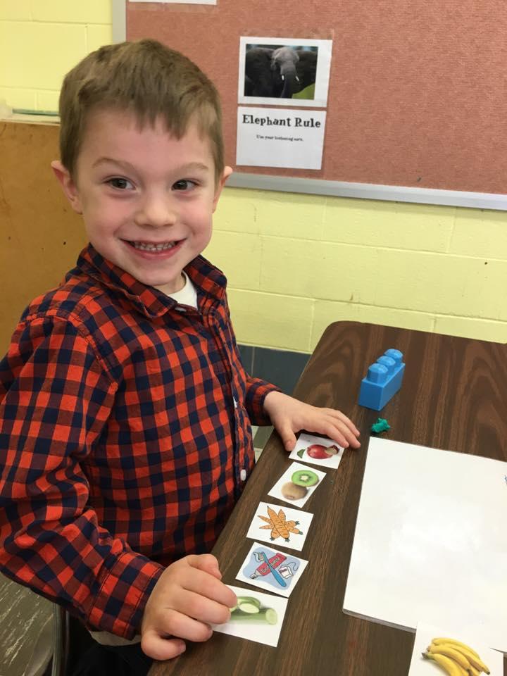 Visit to a local preschool