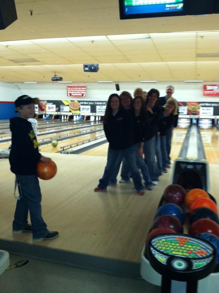 Bowling For Kids' Sake!