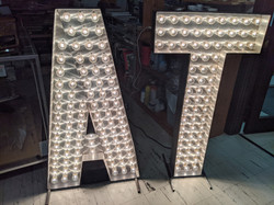 RESTORED LETTERS