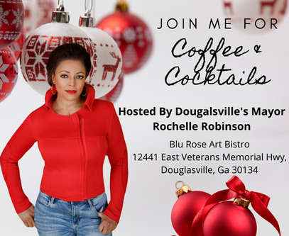 Coffee and Cocktails Dec 22nd.