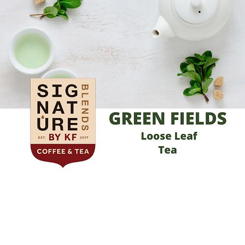 Green Fields Tea