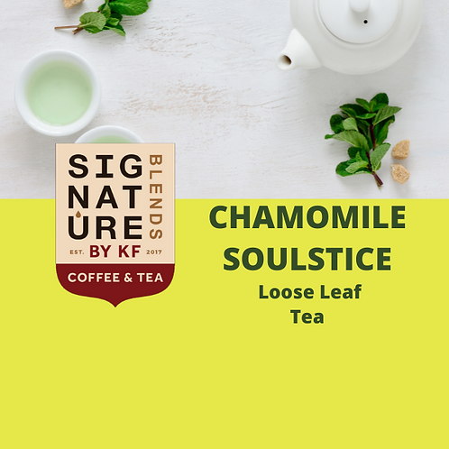 Chamomile Soulstice Tea