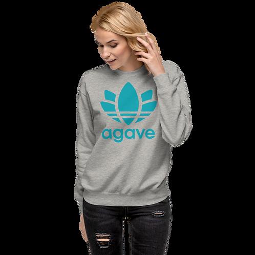 BLUE AGAVE - Unisex Fleece Pullover