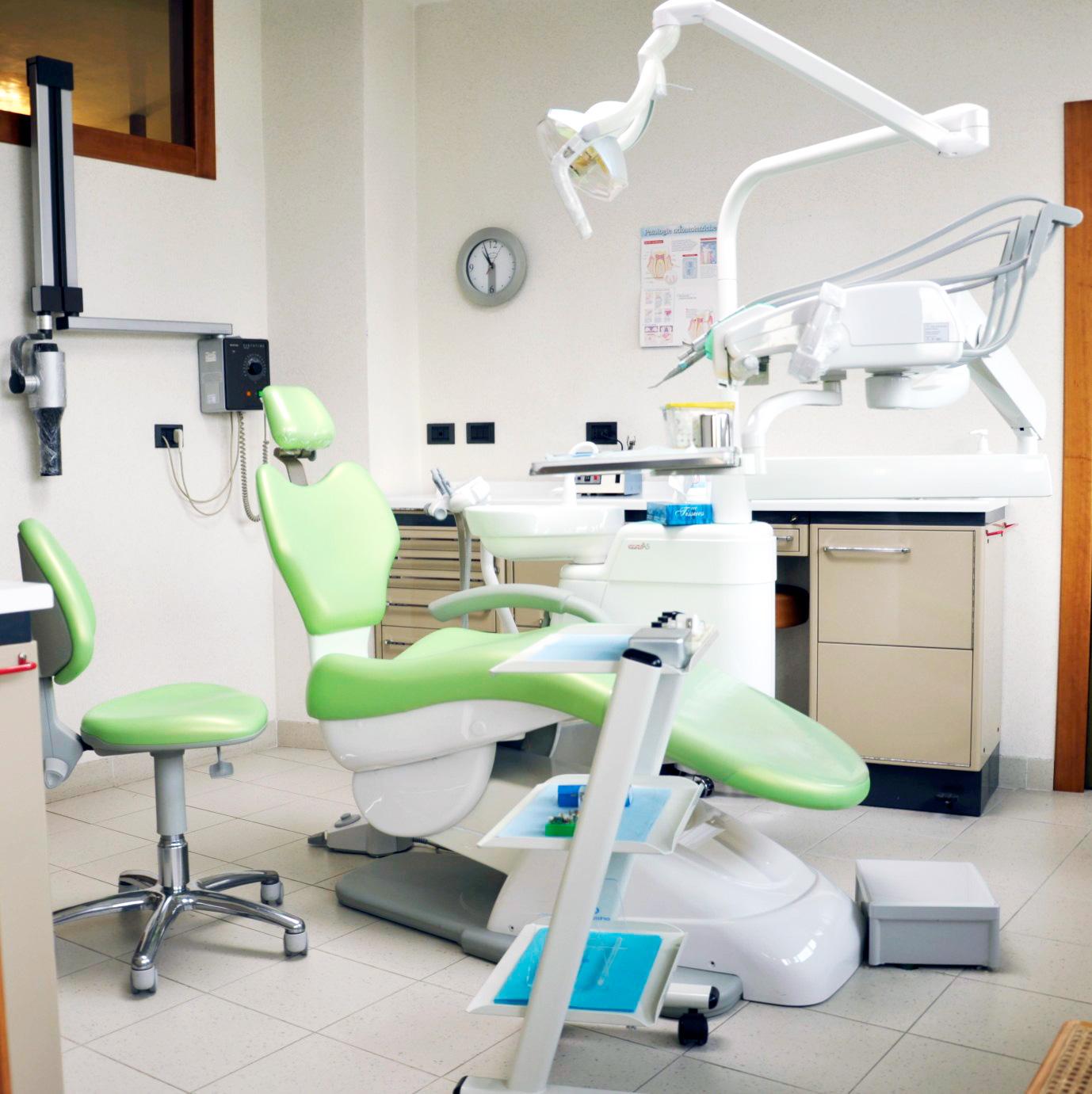 Sala operativa- St.Dentistico Finato