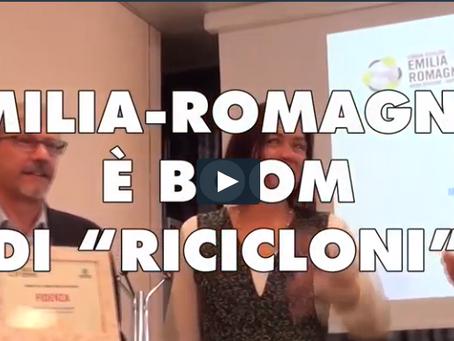 """EMILIA-ROMAGNA: È BOOM DI """"RICICLONI"""""""