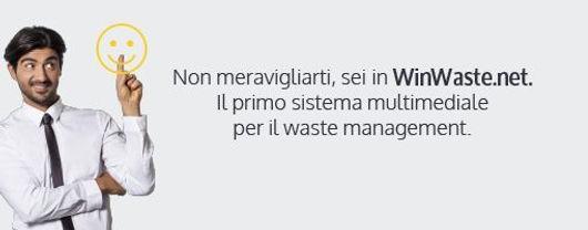 WinWaste Sistema multimediale per il waste management