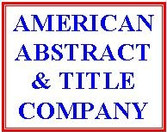 American Abstract & Title