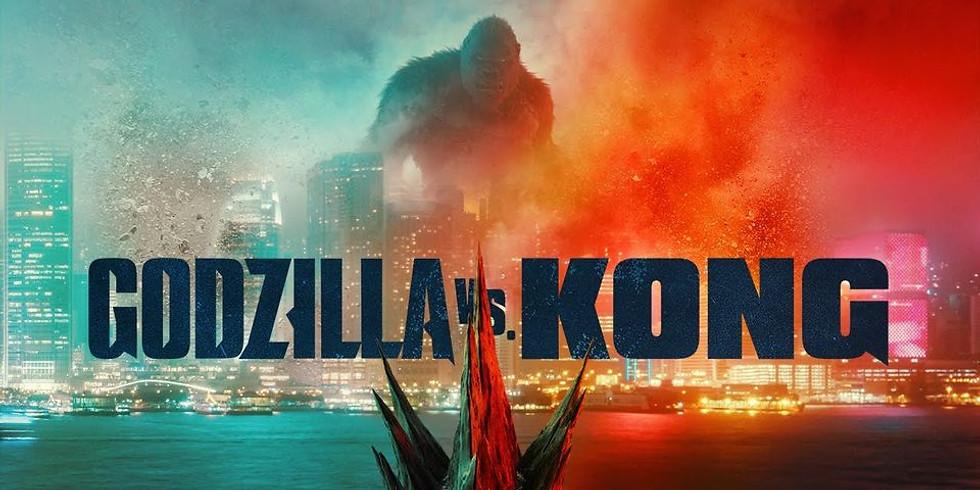 Nerd Nation Godzilla Vs. Kong Private Screening