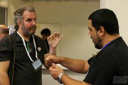 Niv Gold @ conference