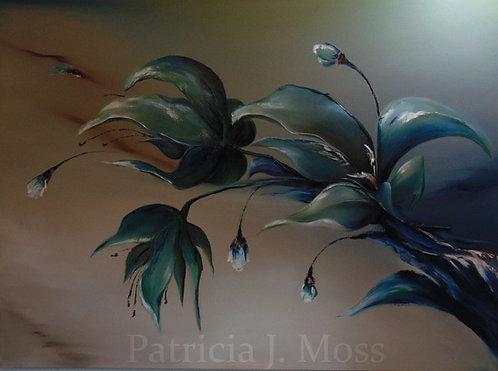Rejoice 36x48 Oil on Canvas