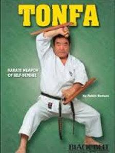 Tonfa - Karate Weapon of Self-Defense - Fumio Demura