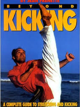 Beyong Kicking - Jean Frenette