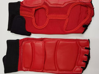 Foot Protection Red - Medium