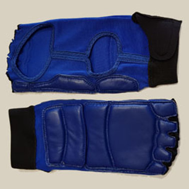 Foot protector Blue - Small