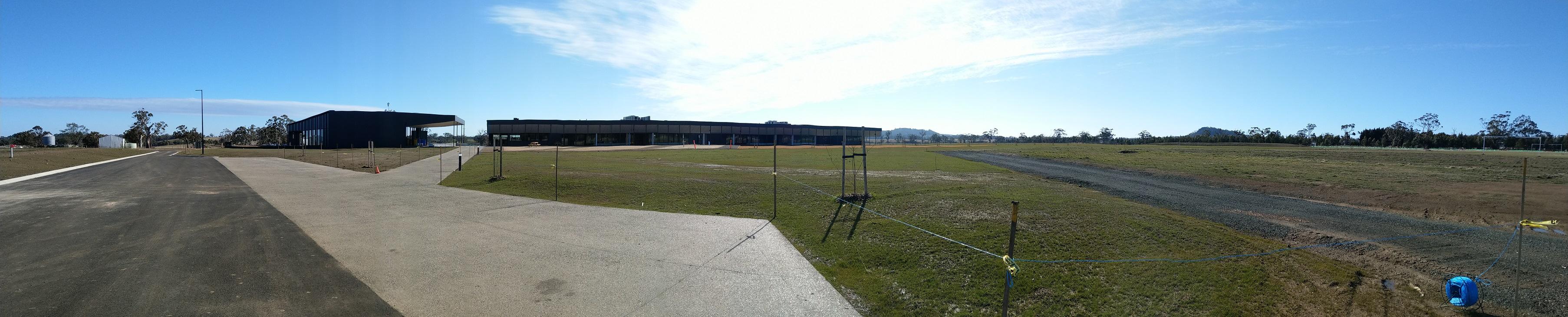 Braemar College, Woodend