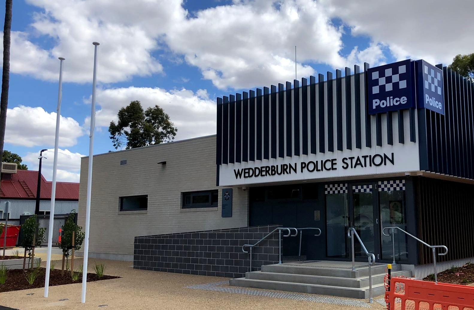 wedderburn police station