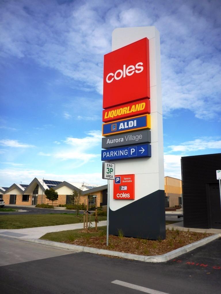 Coles Aurora, Epping