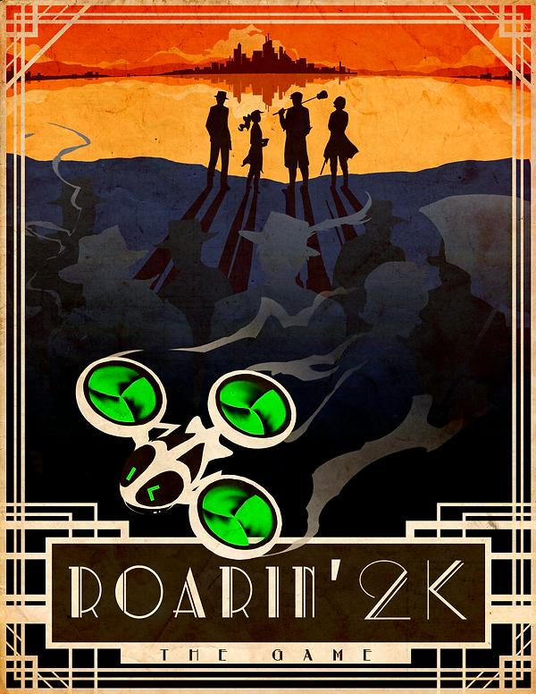 Roarin2K Promo Poster.png