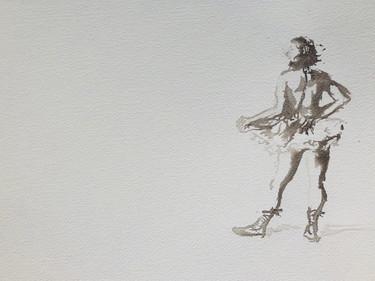 Figure Drawing Pose 2