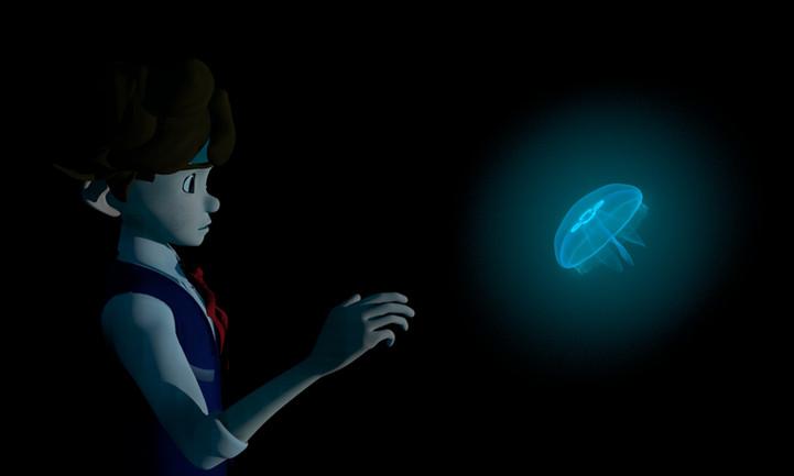 Walt and Jellyfish