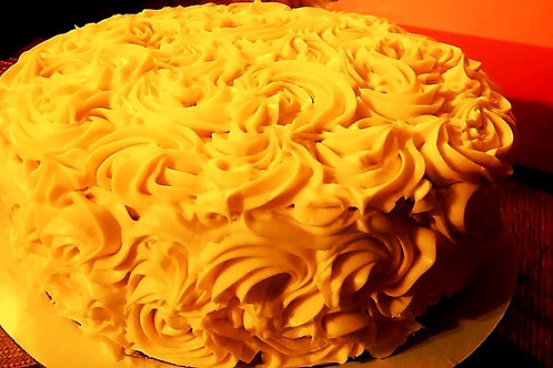 Classic -Lemon Cake / Lemon Cream Cheese Frosting