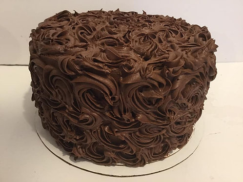 Classic- Butter Flavored  / Milk Chocolate frosting