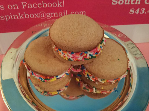 Funfetti- Whoppie Pie- Local Pick up or Shipping Fee Option
