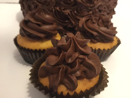 Butter Flavored/ Milk Chocolate Frosting   Select Quick view for pricing