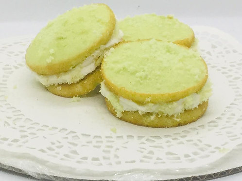 Key Lime Whoppie Pies- Local Pick up or Shipping Fee Option