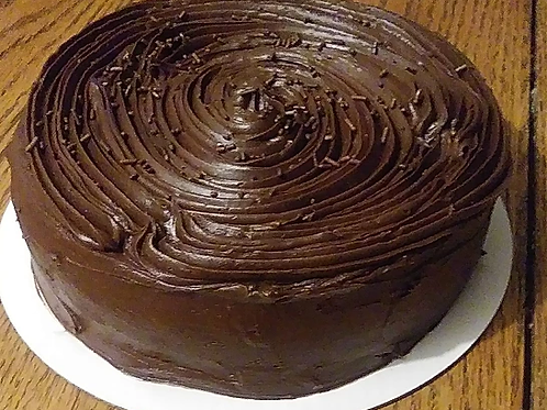 Specialty- Double Chocolate Cake