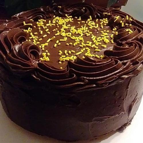 Specialty- Chocolate Lemon Drop Cake