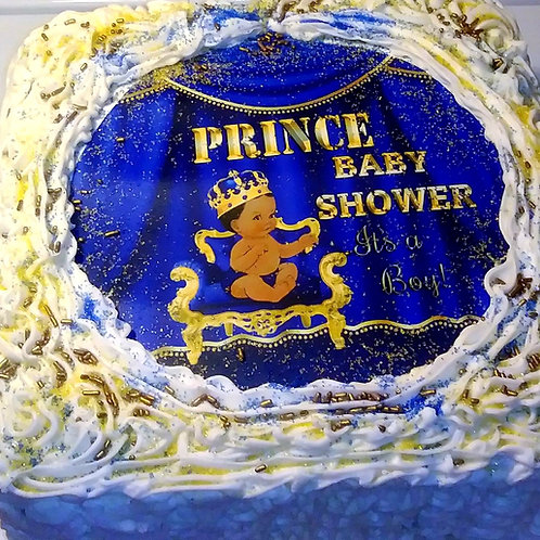 Prince Baby Shower- This item does not ship