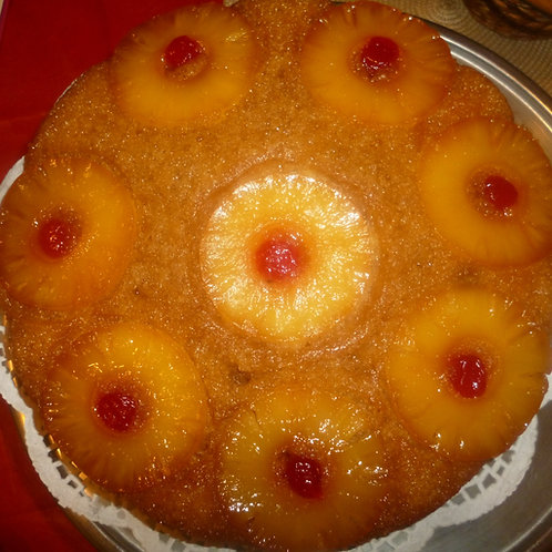 Classic - Pineapple upside Down Cake