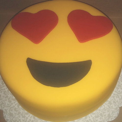 Happy Emoji - This cake does not ship