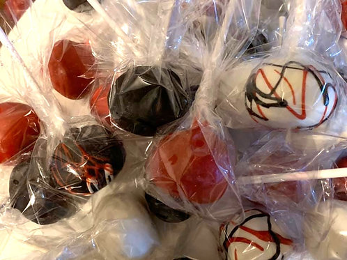 CUSTOMIZE  YOUR CAKE POPS -Pick up or Shipping Fee Option