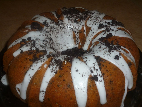Oreo Cookies & Cream Bundt