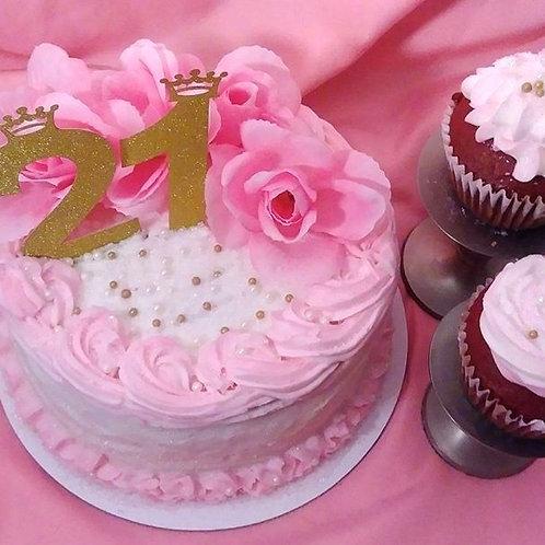 Forever 21 cake line