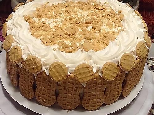 Nutter Butter Peanut Cake