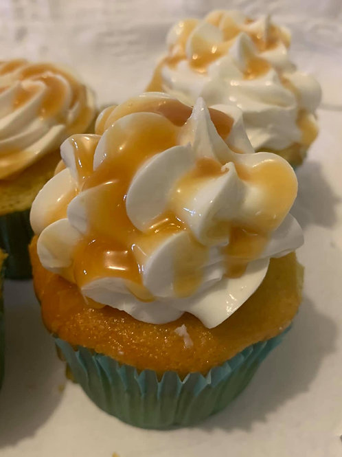 Caramel Cupcake -  Select Quick view for pricing