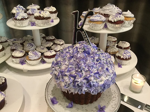 Ultimate Mega Size Cupcake other options