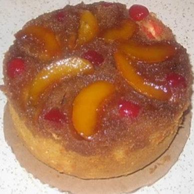 Classic- Peach Upside Down Cake