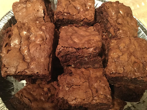 Milk Chocolate Brownies -  Pick up or Shipping Fee Option