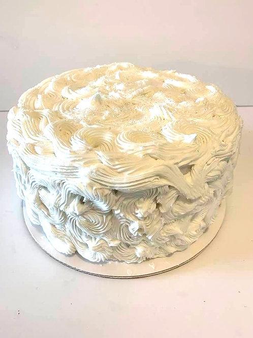 Vanilla Cake- Cakes do not Ship-Classic -